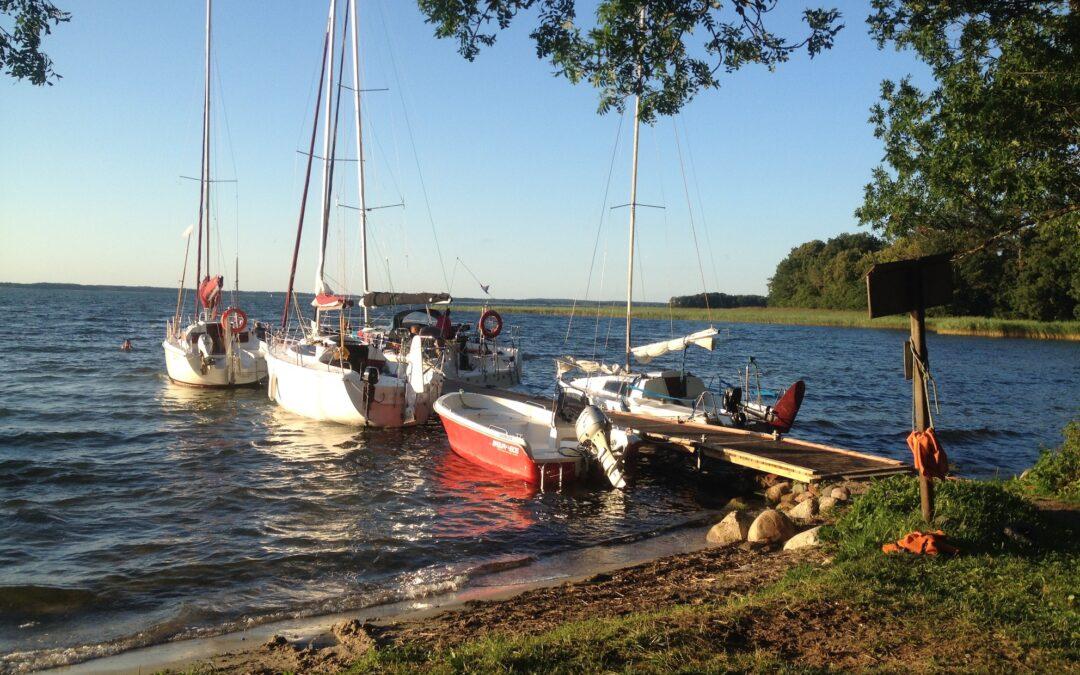 Mazurské jazerá – dotyky prírody
