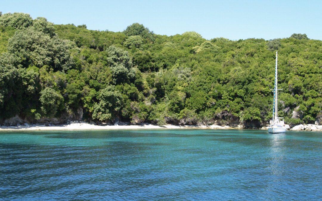 Korfu – dovolenka v Iónskom mori