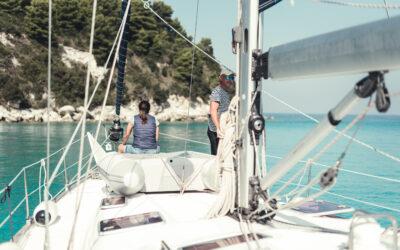 Grécko – spojenie morí